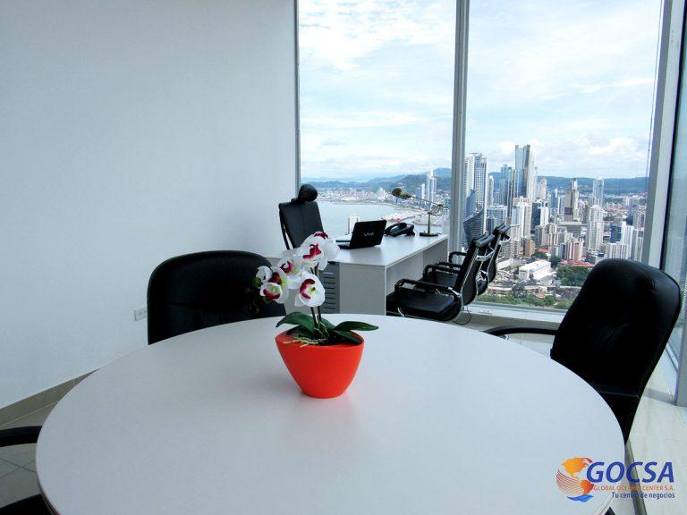 Oficinas todo incluido en ciudad de panama