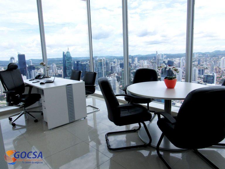 Panama oficinas desde 399